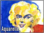 Aquarelle - Aquarellmalerei