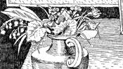 Die klassische Blumenvase