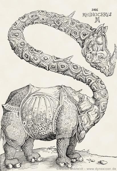 Die FreasyGallery Rhinogiraffe
