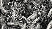 Ritter und Tod - grimmig und gemein
