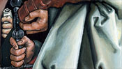 Die starken Hände des Apostel Paulus