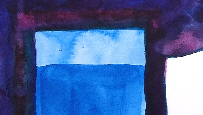 Aquarellmalerei