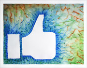 10: Facebooks thumbs up energy