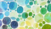 Coronavirus Sars Cov-2 (Farbsehtest-Aquarell) (Detail 4)