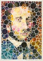 Aquarell-Portrait: Felix Mendelssohn Bartholdy