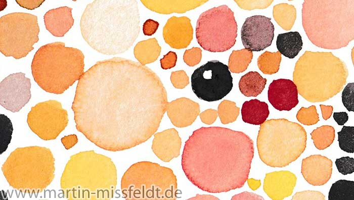 Friedrich Schiller Farbsehtest (Detail 1)