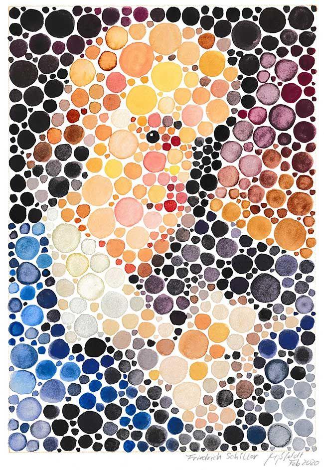 Friedrich Schiller Farbsehtest