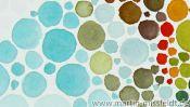 Fruehlingsstillleben (Farbsehtest) (Detail 2)