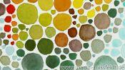 Fruehlingsstillleben (Farbsehtest) (Detail 4)