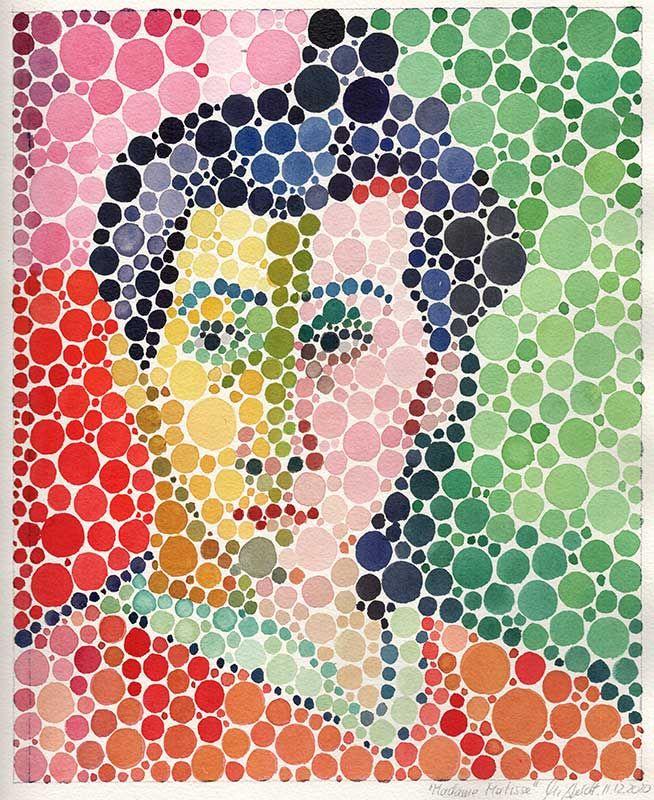 Madame Matisse Sehtest