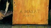 Die Kiste mit der Inschrift