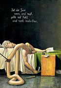 Tod des Marat - Jacques Louis David