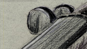 Violine Steg