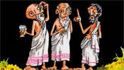 Sokrates, Plato und Aristoteles