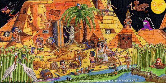 Hochkultur der Weltgeschichte: Das alte Ägypten