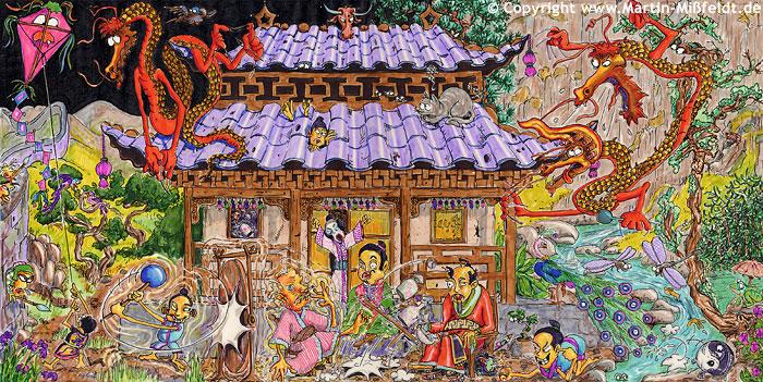 Hochkultur der Weltgeschichte: China
