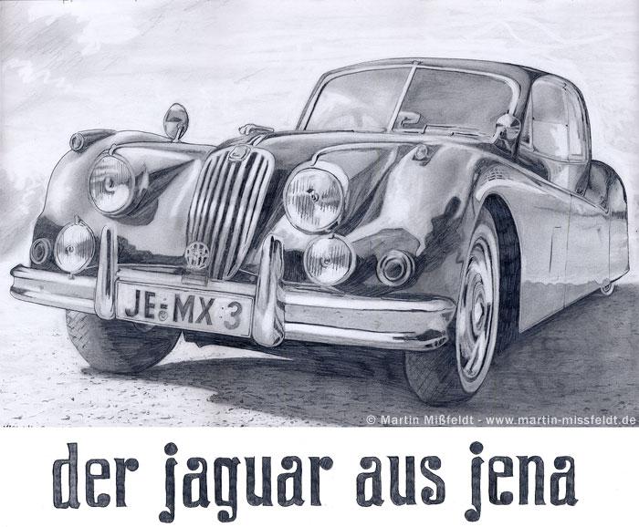 Der Jaguar aus Jena
