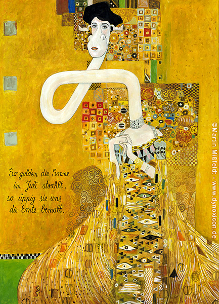 Gustav Klimt: Adele Bloch-Bauer