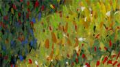 Die impressionistische Blumenwiese