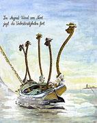 Segelpartie - Winslow Homer