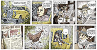 12: Comic color : 6 Mio Euro Huhn