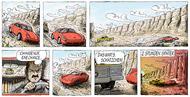 Porsche Comic (short)