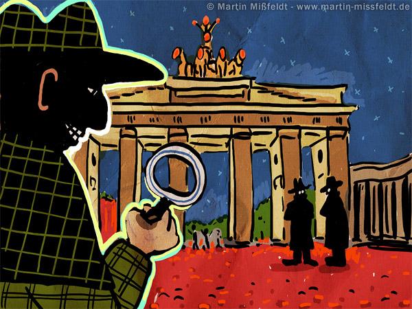 Detektei Mauer & Lauer - Detektive in Berlin