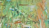Ölfarben Striche