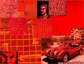 Rotbilder (rote Bilder)