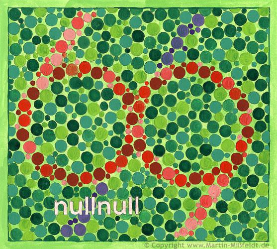 Farben-Sehen No 2 – nullnull