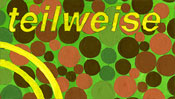 Teilweise Gelb auf Grün