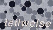 Teilweise - Grau auf Grau