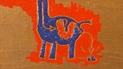 Körper der Giraffe