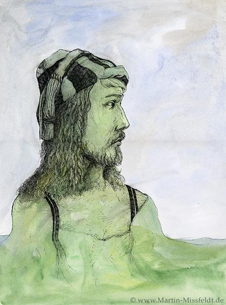 Heimat: Albrecht Dürer im Regen