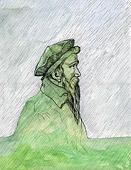 Heimat: Pieter Bruegel d.Ä. im Regen