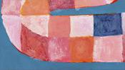 Der Hals als Paul Klee Muster