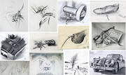 Pencil drawings - art pictures gallery