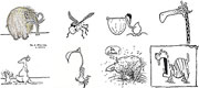 Tiere Cartoons