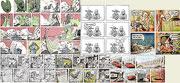 Short Comics - lustige Kurzgeschichten