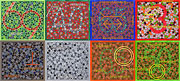 Visual eye test - color art images - art pictures gallery