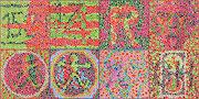 Sehtest-Bilder – Kunst mit Punkten