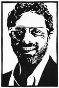 20: Sergey Brin (Linoldruck)