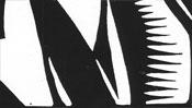Linolschnitt Struktur