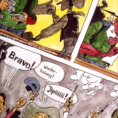 Bravo - Wiederholung - Jippiii