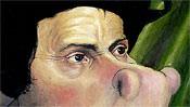 Der strenge Blick des Thomas Morus