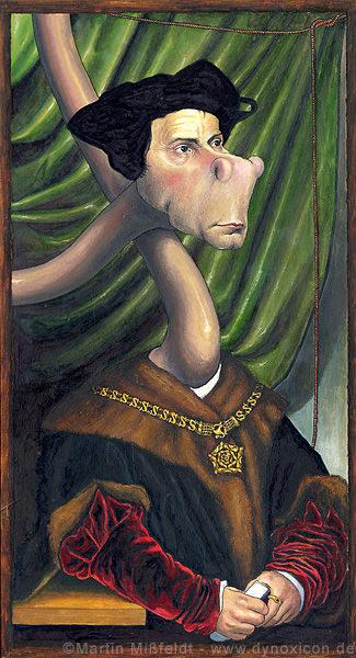Thomas Morus - Hans Holbein
