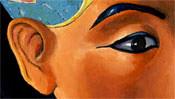 Das Auge der Nofretete