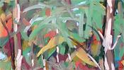 Malerische Farben