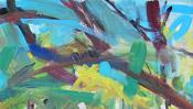 Malerei mit Ölfarbe