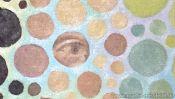 Mona Lisa Auge (Detail 1)